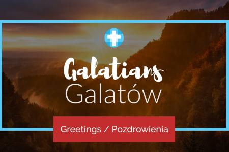 Galatians introduce
